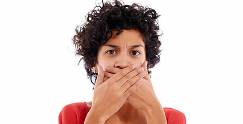 Rossz lehelet és szomjas. A szaglásról röviden