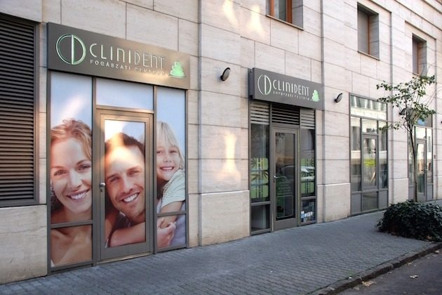 Esztétikai fogászat Budapest: vonzó mosoly a Clinident segítségével