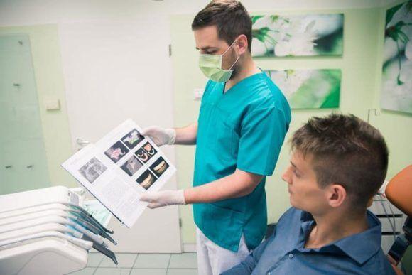 Irányított implantáció, fogászati implantátum, fogbeültetés, fogpótlás
