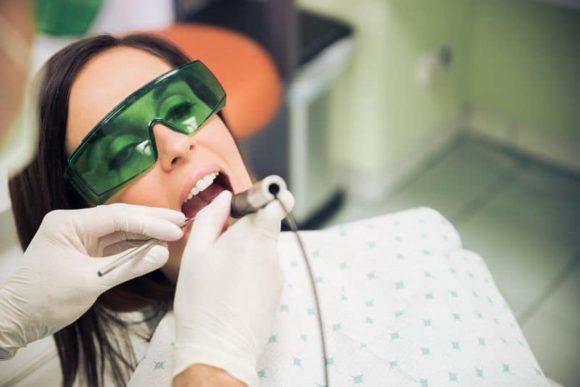 fogászati lézerkezelés