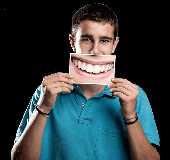 porcelán héj előnye, mosolytervezés