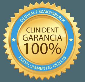 clinident-guarantee-badge