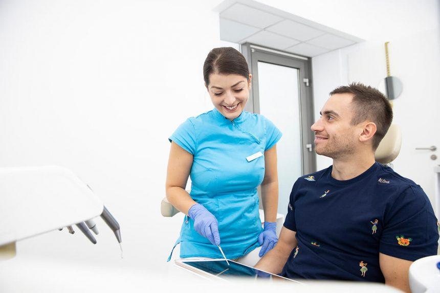 Éves fogászati kontroll és állapotfelmérés panoráma röntgennel