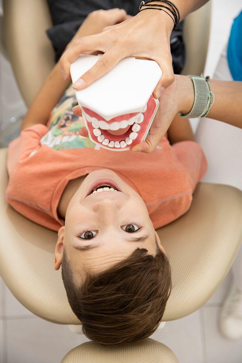 gyermekkori fogszabályozás