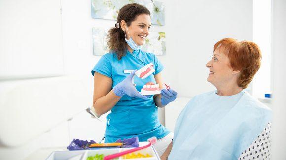 fogkő kezelés