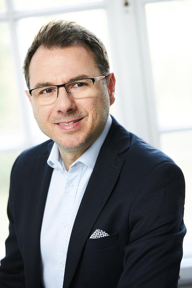 Czigler Péter klinikavezető