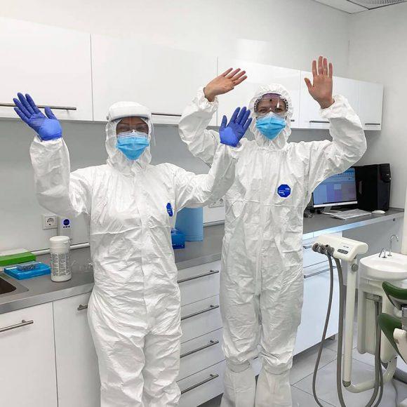 Fogfájás – így kezelünk mi a COVID-19 járvány idején