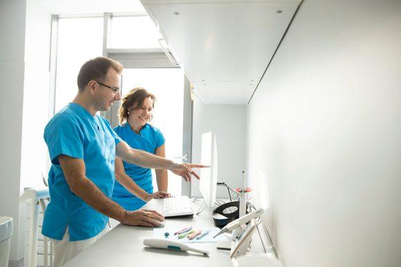Komplex fogorvosi tervezes -Teljes fogászati CT